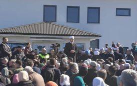 Otvor džamije u Boråsu