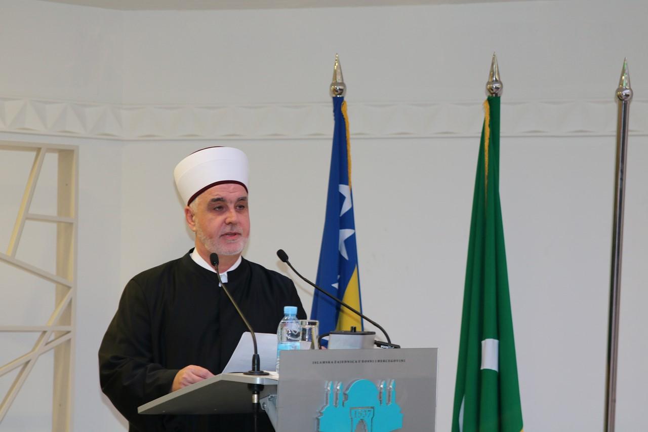 Husein ef. Kavazović ponovo izabran za reisu-l-ulemu