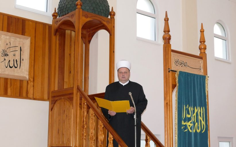 Hutba Vojnog muftije