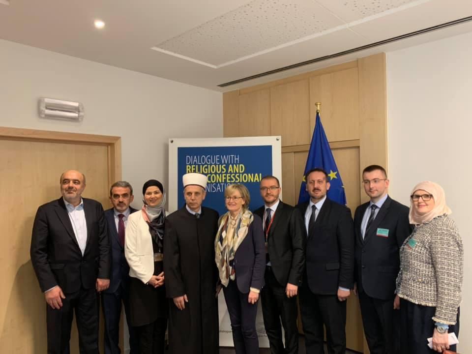 Posjeta Evropskom parlamentu