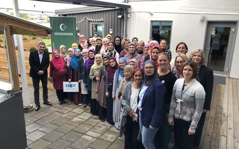 Održan seminar za aktivne žene u džematima Islamske zajednice Bošnjaka u Švedskoj