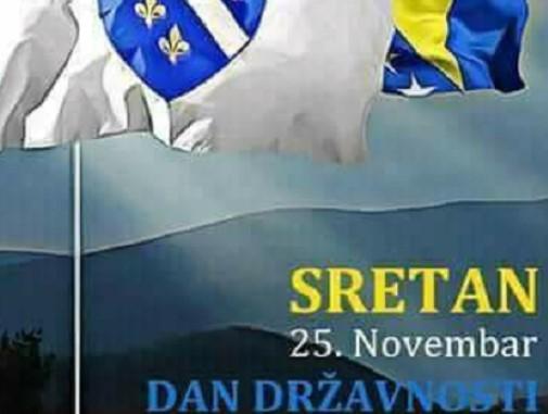 Čestitka povodom Dana državnosti BiH