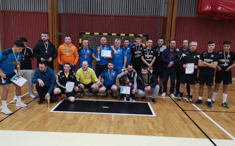 Turnir u malom nogometu u organizaciji IZBUŠ-a