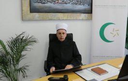 Video obraćanje muftije za Zapadnu Evropu dr. Osmana ef. Kozlića