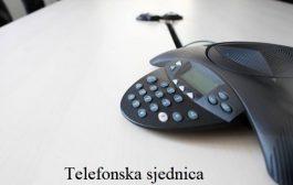 ODRŽANA TELEFONSKA SJEDNICA IZVRŠNOG ODBORA IZBUŠ-a