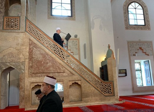 Ramazanska hutba reisul-uleme