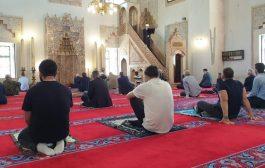 Informacija o organiziranju vjerskih aktivnosti u džamiji
