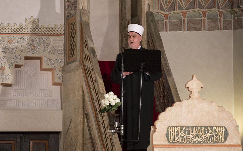 Bajramska hutba reisu-l-uleme dr. Huseina-ef. Kavazovića