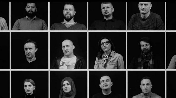 Projekat Memorijalnog centra Srebrenica i Muzeja ratnog djetinjstva