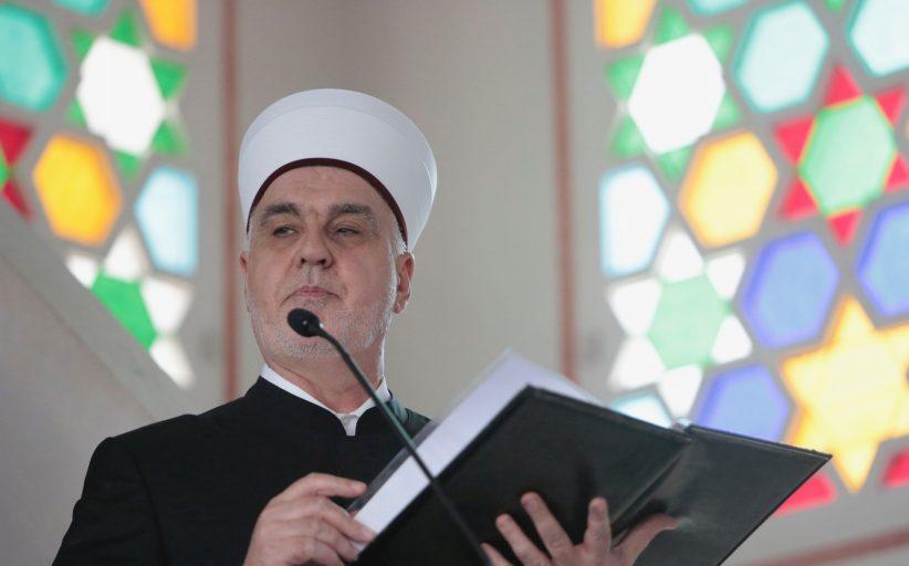 Hutba reisul-uleme dr. Huseina Kavazovića
