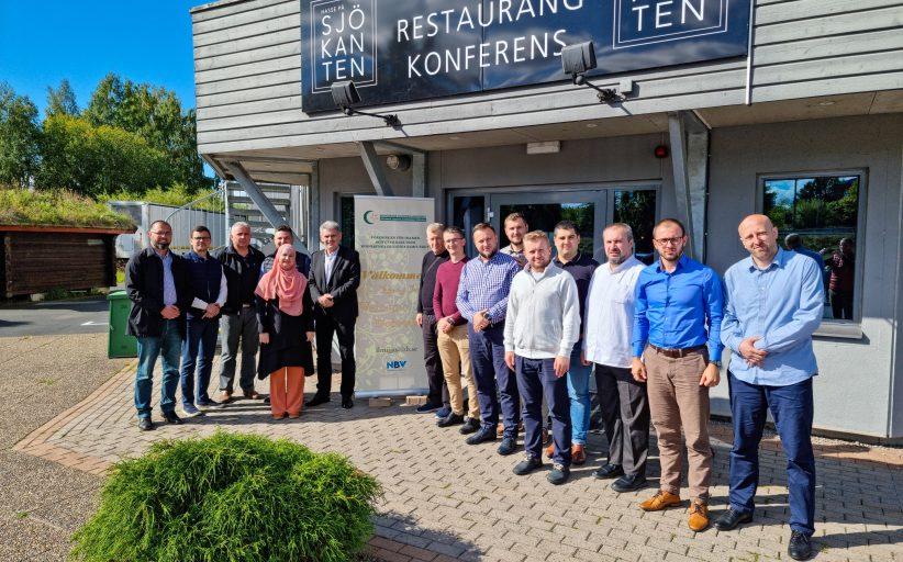 Održan dvodnevni seminar Udruženja Ilmijje Islamske zajednice Bošnjaka u Švedskoj