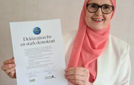Islamska zajednica Bošnjaka u Švedskoj potpisala Deklaraciju o demokratiji