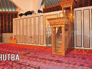 Hutba – Dan džamija